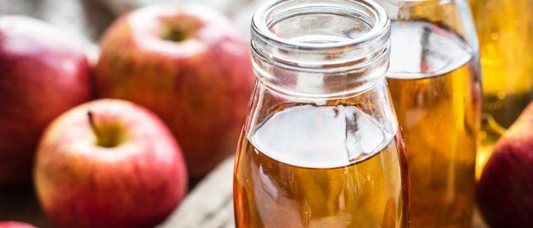 Is appelazijn goed voor je huid?