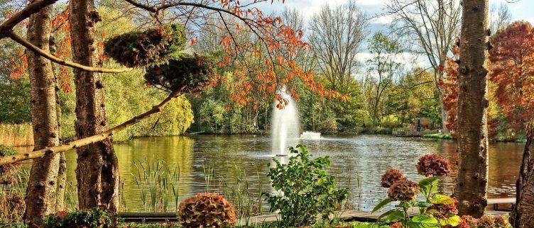 7 leukste parken in Amsterdam