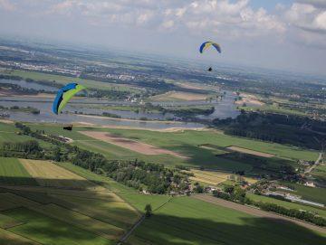 afbeelding Paragliden