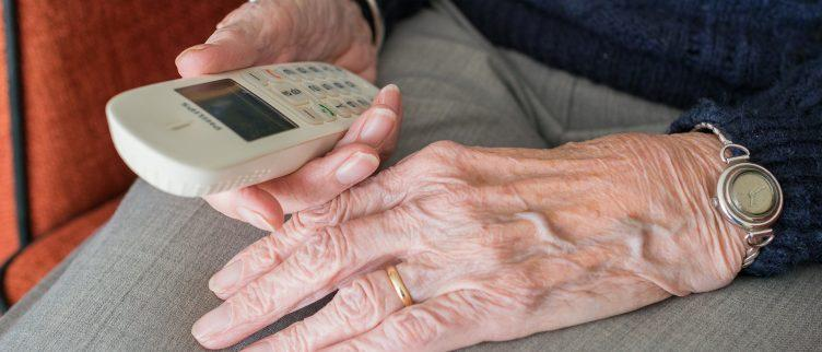 Wat is de populairste senioren mobiel?