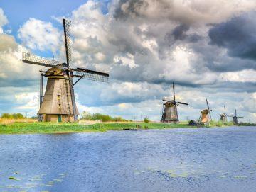 De leukste toeristische trekpleisters van Nederland