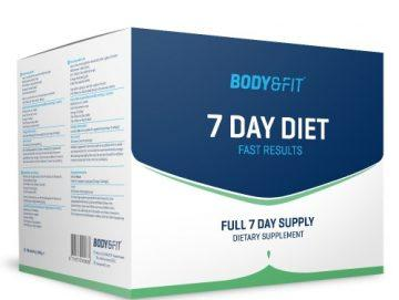 afbeelding Body & Fit 7 Day Diet
