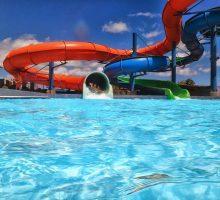 Leukste subtropische zwembaden België