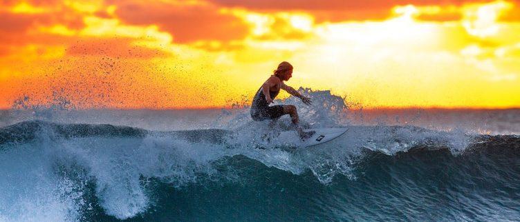 12 tips voor een surf vakantie