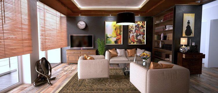 7 interieurinspiratie voor een industriële woonkamer
