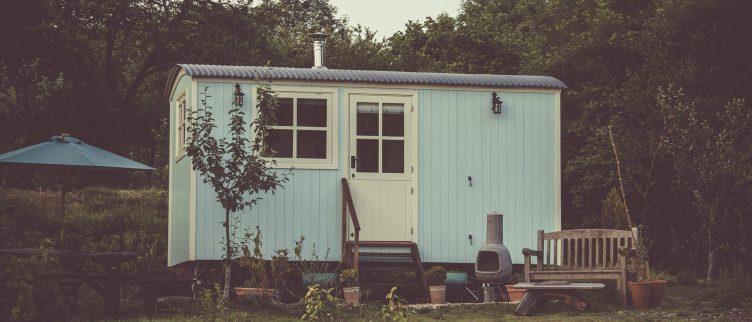 Hoe koop je een tiny house?