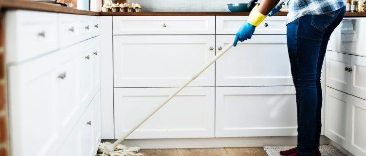 Hoe vind je een betrouwbare schoonmaker?