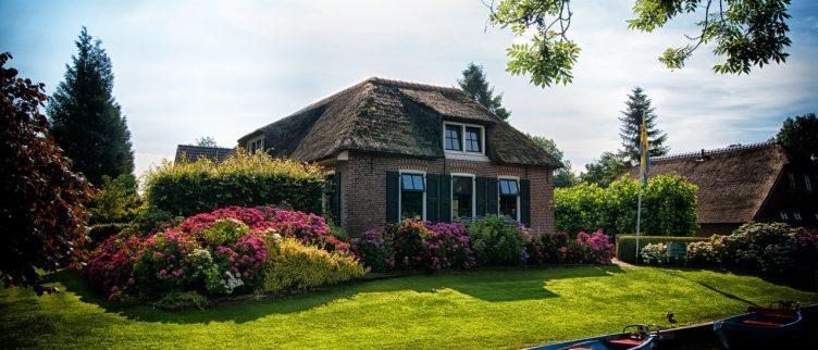 5 plekken in Nederland waar je kunt wonen aan het water