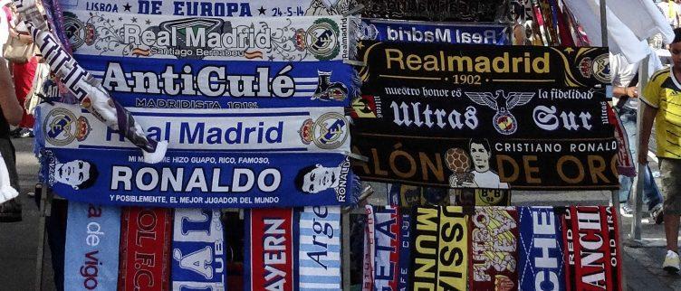 Tips voor een voetbalreis naar Spanje