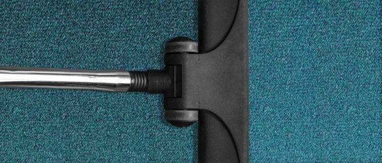 5 tips voor het schoonmaken van tapijt