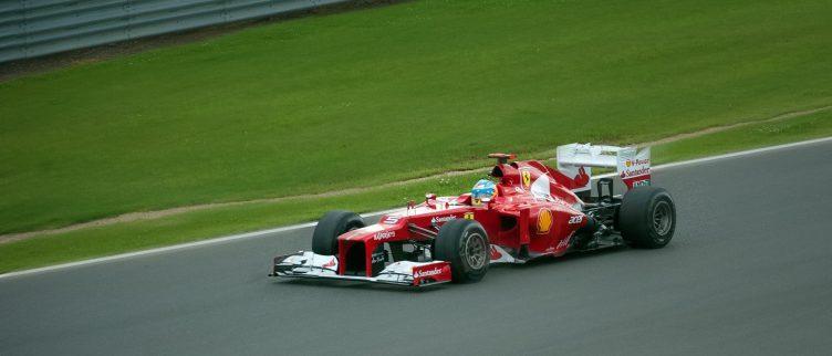 F1 race bezoeken in Europa