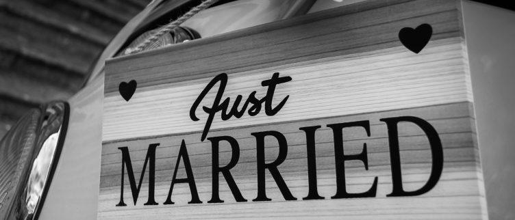 6 x een grappig kado voor een bruidspaar
