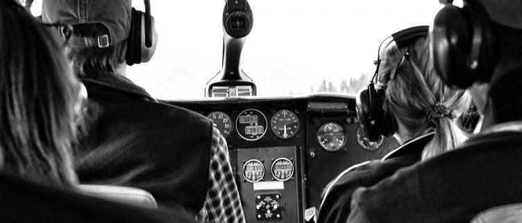 Waar kun je een proefvlucht maken (zelf vliegen)?