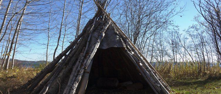 4 tips om hutten te bouwen voor kinderen