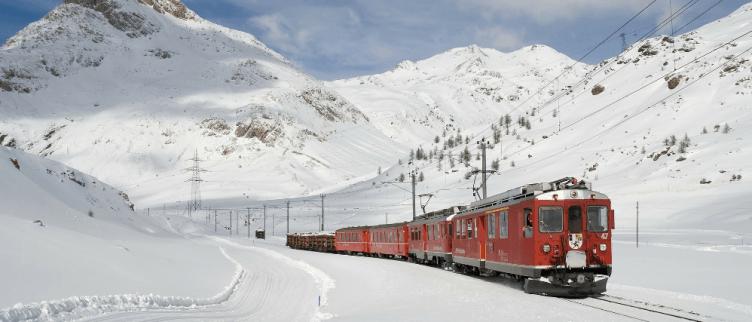 5 tips voor een treinreis door Zwitserland