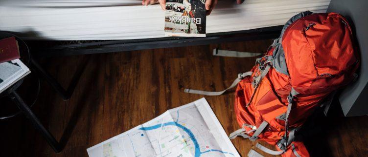 8 tips voor het inpakken van je backpack