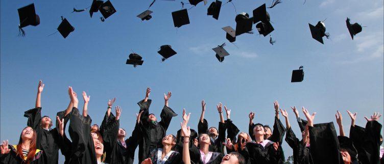 10 kado's voor afstuderen