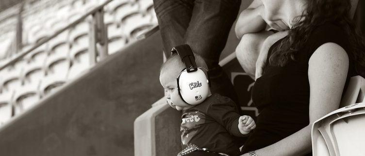 Wat is de beste gehoorbescherming voor een baby?