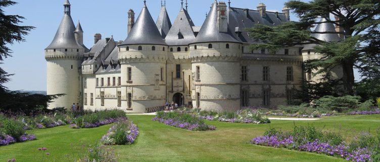 9 kasteelcampings in Frankrijk