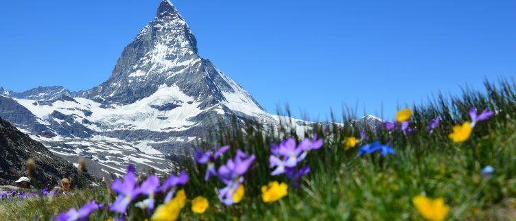 16 hoogste bergen van Europa