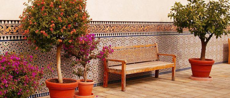 8 tips voor een onderhoudsarme tuin