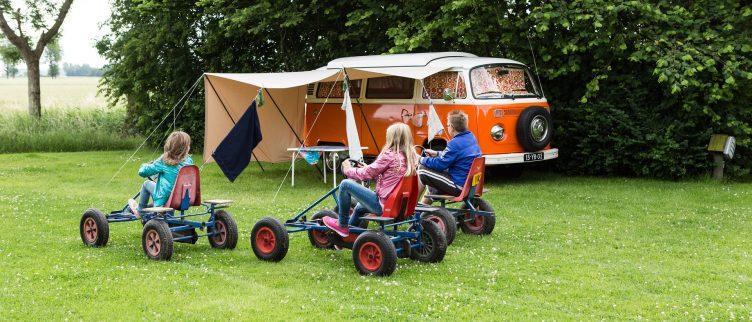 11+ bijzondere campings in Nederland