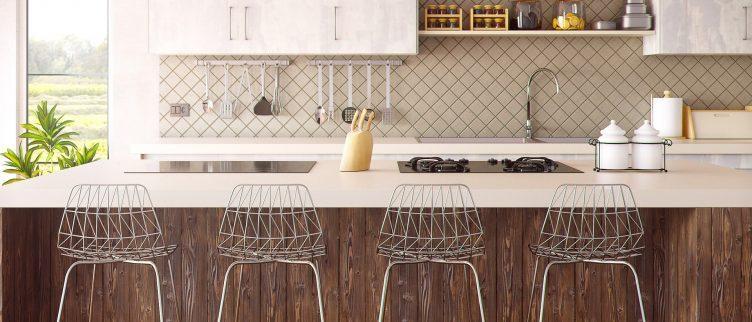 25 x inspiratie voor een keuken met (kook)eiland