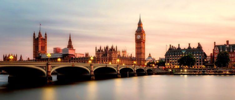 9 stedentrips in Engeland