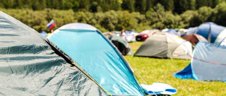 6x groene campings in Nederland