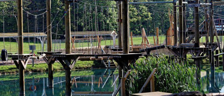 10 klimbossen en klimparken in Nederland