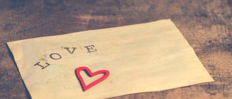 Hoe schrijf je een goede liefdesbrief?