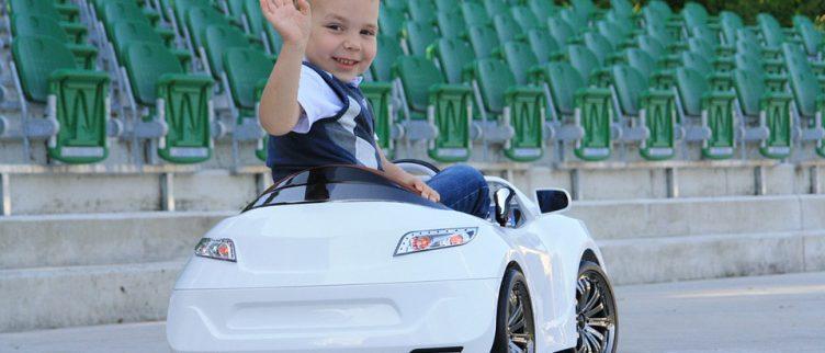 Wat is de beste bestuurbare auto voor peuters?