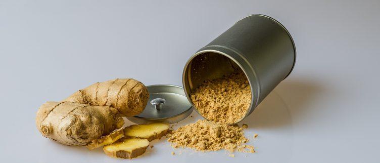 Alles wat je moet weten over gember capsules