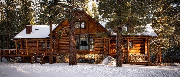 Waar kun je overnachten in een boswachtershuis?