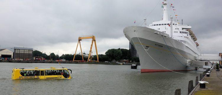 Waar in Nederland kun je slapen op een boot?