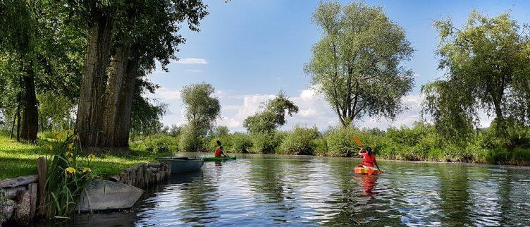 Waar kun je een kano huren in Amsterdam?