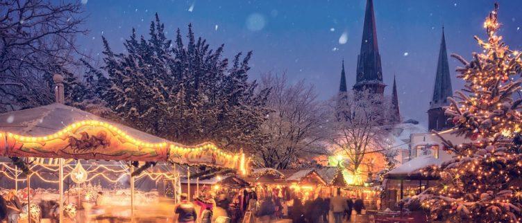 De 11 grootste kerstmarkten in Nederland