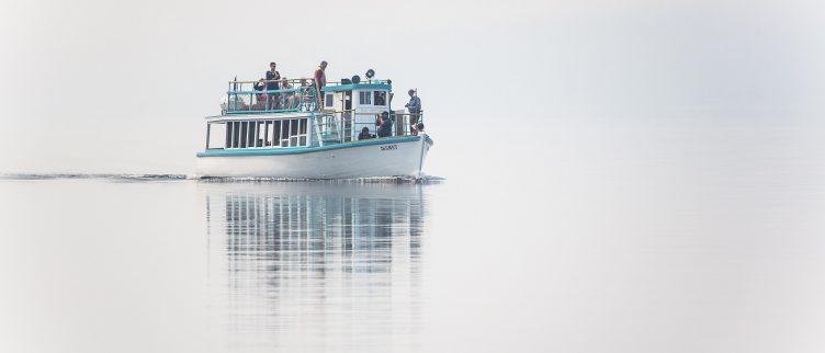 10 originele plekken voor een boottocht in Nederland