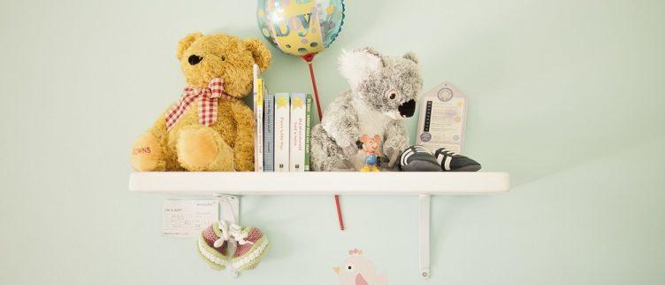 14 must-have accessoires voor een kinderkamer