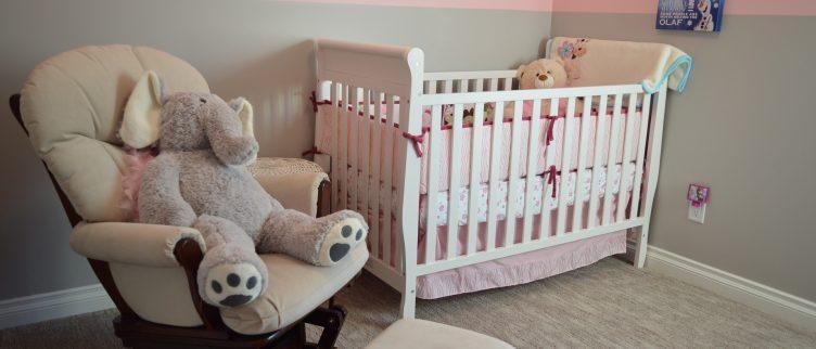 13 tips voor een goedkope babykamer