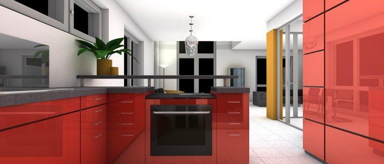 Hoe kun je je eigen keuken ontwerpen?