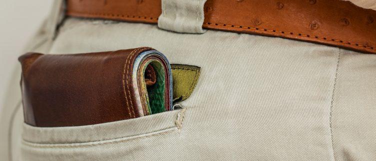 Wat moet je doen als je je portemonnee kwijt bent?