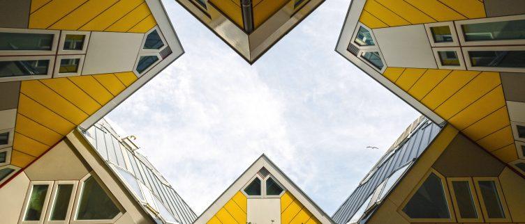 Kubuswoningen in Rotterdam; alles wat je moet weten als je ze wilt bezoeken.