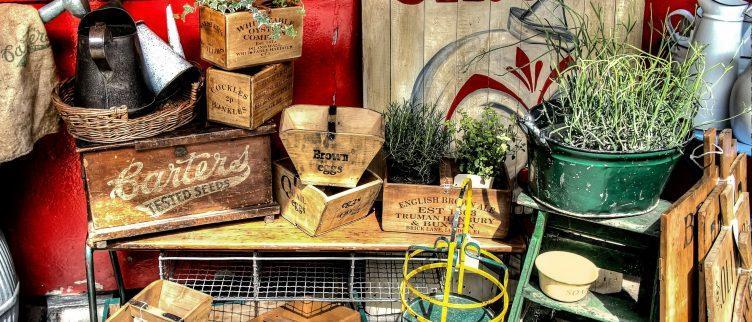7 x De leukste rommelmarkten van Rotterdam