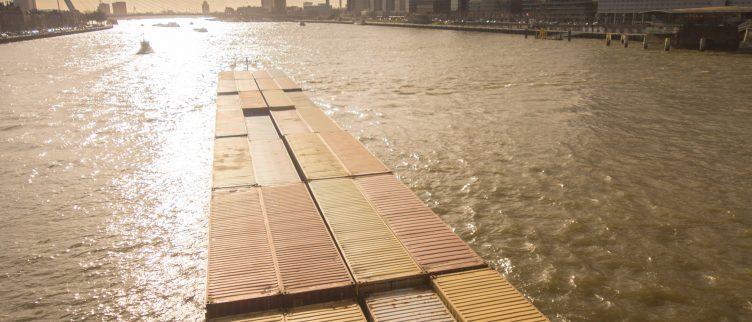 Rondvaart in Rotterdam; aanbieders en informatie